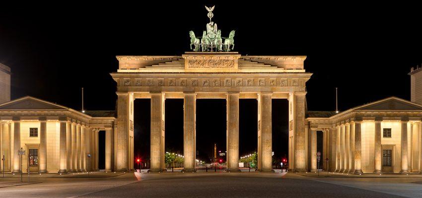 Berlin Sehenswürdigkeit Brandenburger Tor