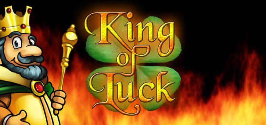 King of Luck – Alles Spitze von Merkur
