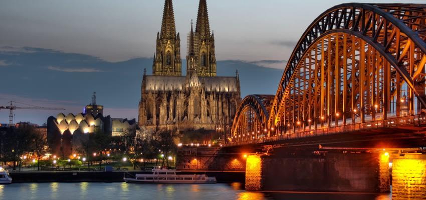 Köln Sehenswürdigkeit Dom